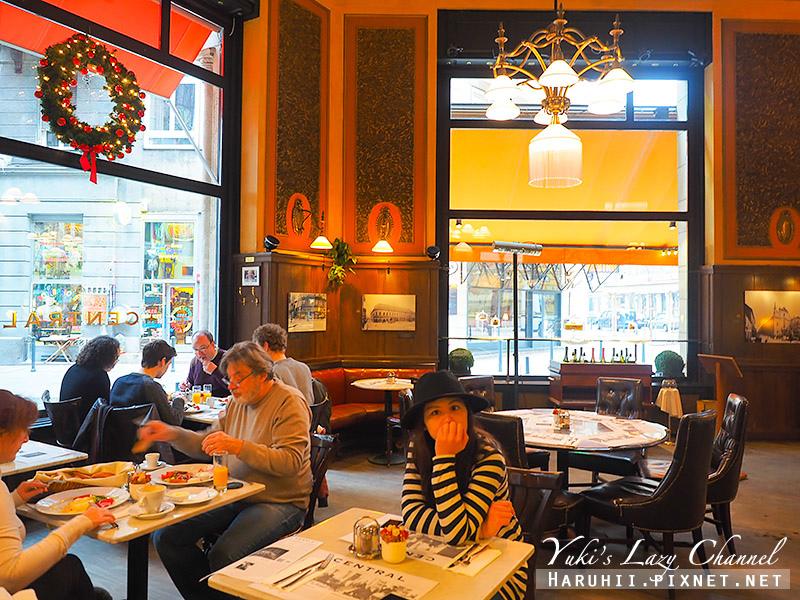 布達佩斯中央咖啡館Central Cafe12.jpg