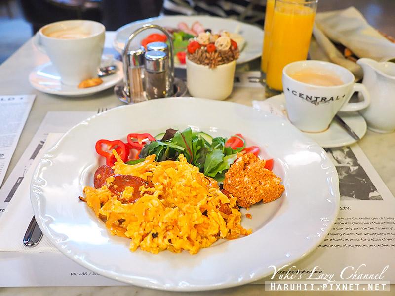 布達佩斯中央咖啡館Central Cafe15.jpg