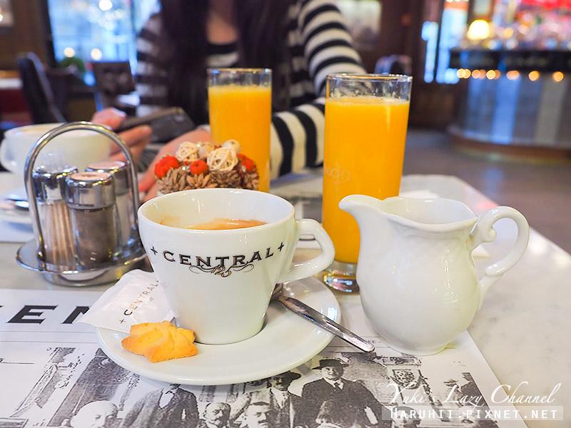 布達佩斯中央咖啡館Central Cafe13.jpg