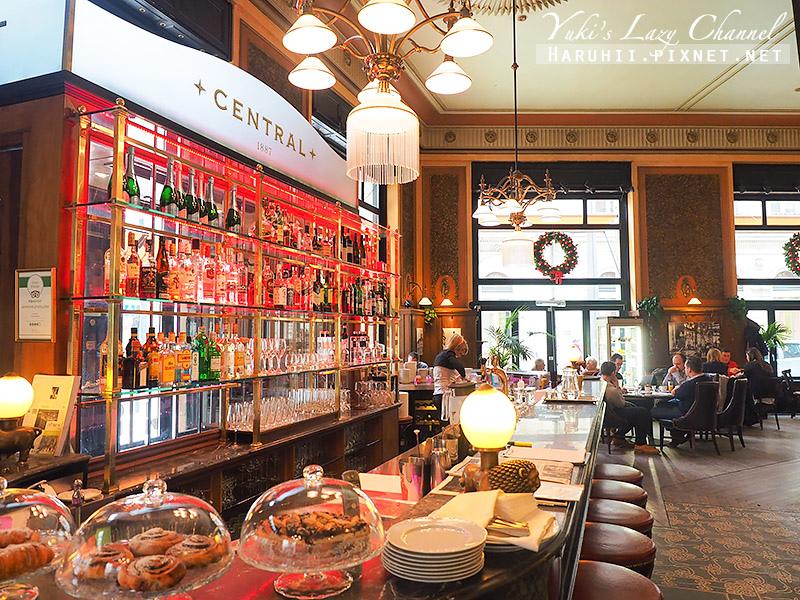 布達佩斯中央咖啡館Central Cafe21.jpg