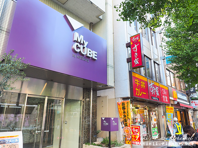 MyCUBE by MYSTAYS 淺草藏前精品旅舍32.jpg