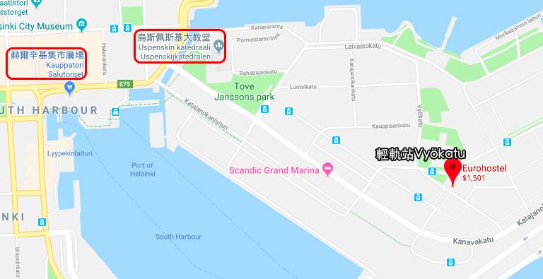 Eurohostel歐洲旅館map.jpg