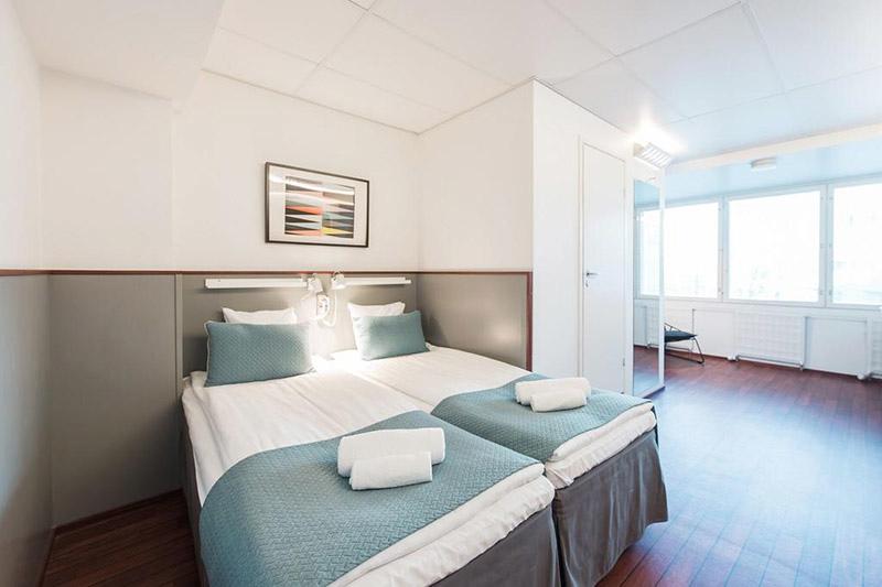 Forenom Aparthotel Helsinki Kamppi赫爾辛基坎比弗里農飯店