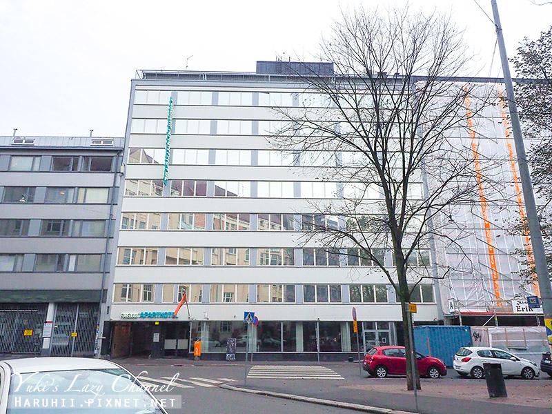 Forenom Aparthotel Helsinki Kamppi赫爾辛基坎比弗里農飯店.jpg