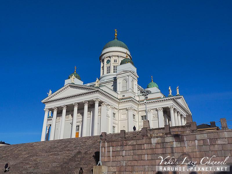 赫爾辛基座堂 Helsingin tuomiokirkko1.jpg