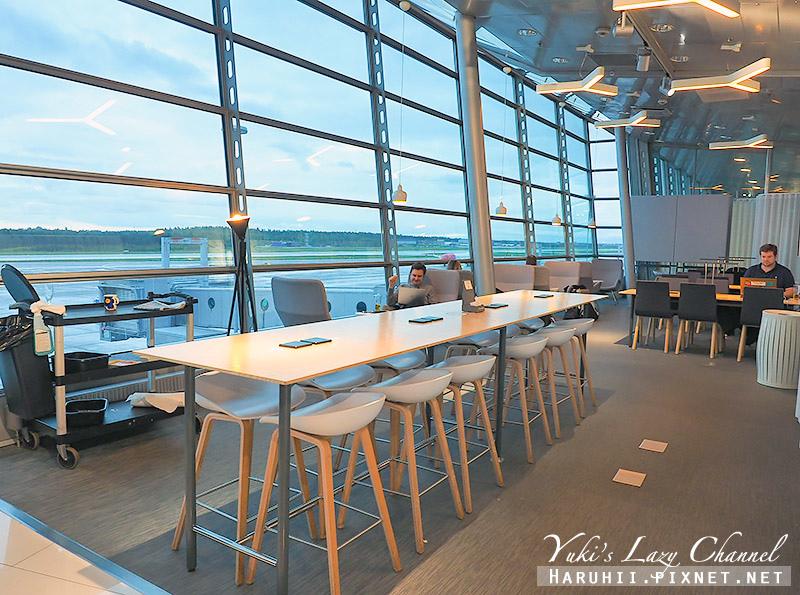 赫爾辛基機場芬蘭航空貴賓室Finnair Lounge2.jpg