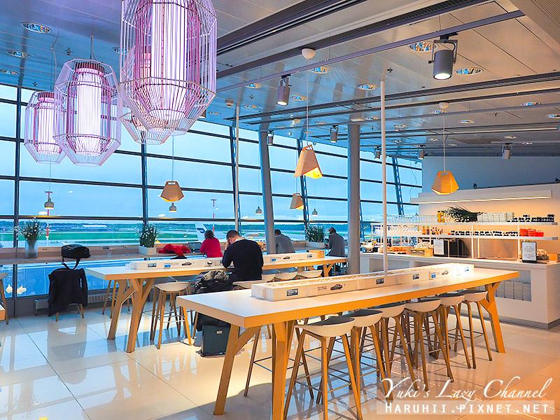 赫爾辛基機場芬蘭航空貴賓室Finnair Lounge3.jpg