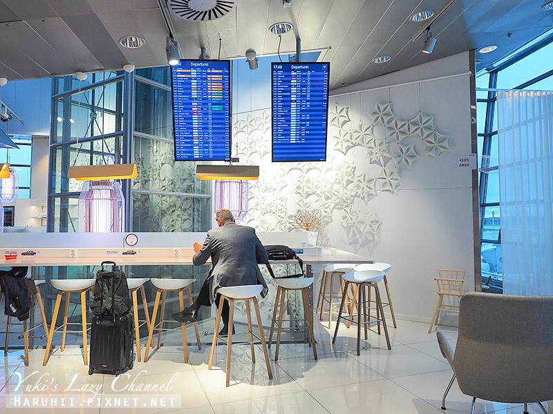 赫爾辛基機場芬蘭航空貴賓室Finnair Lounge4.jpg