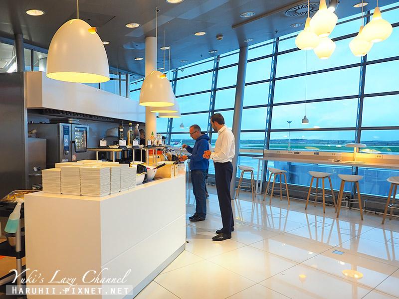 赫爾辛基機場芬蘭航空貴賓室Finnair Lounge6.jpg