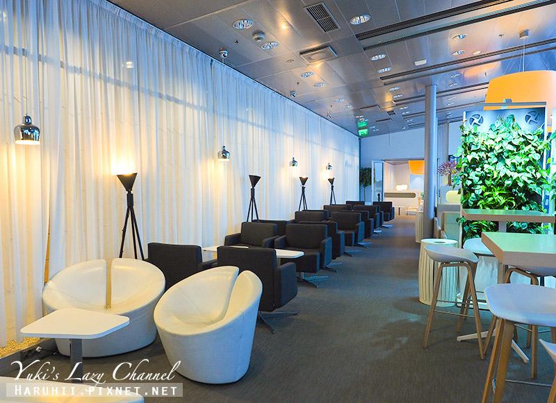 赫爾辛基機場芬蘭航空貴賓室Finnair Lounge8.jpg