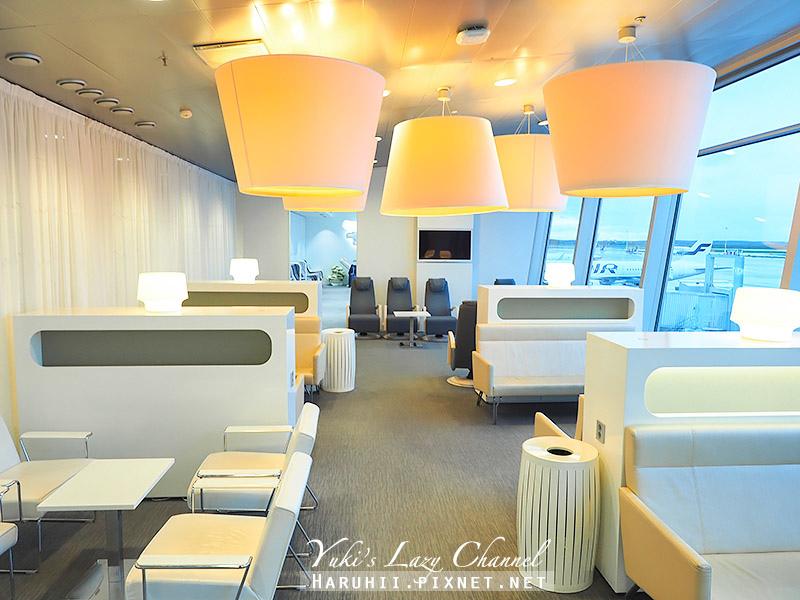 赫爾辛基機場芬蘭航空貴賓室Finnair Lounge9.jpg