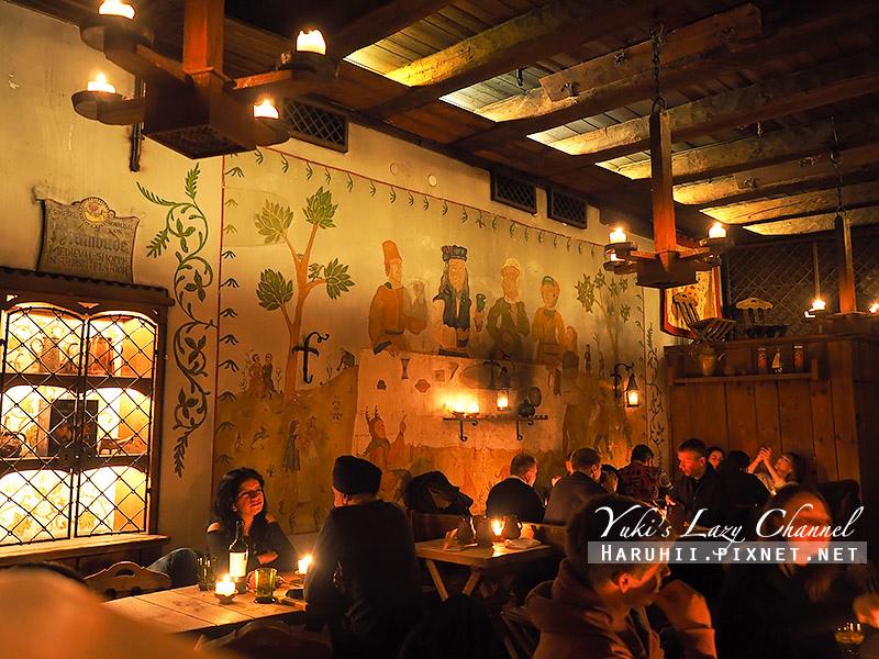 塔林中世紀風格餐廳Olde Hansa8.jpg