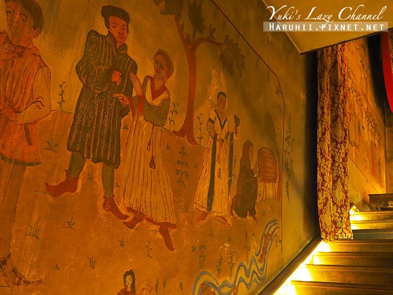 塔林中世紀風格餐廳Olde Hansa9.jpg