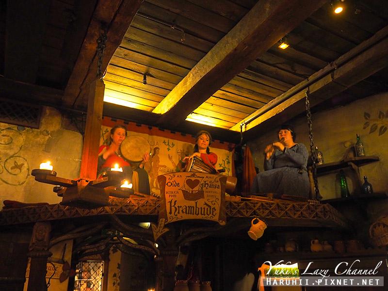 塔林中世紀風格餐廳Olde Hansa11.jpg