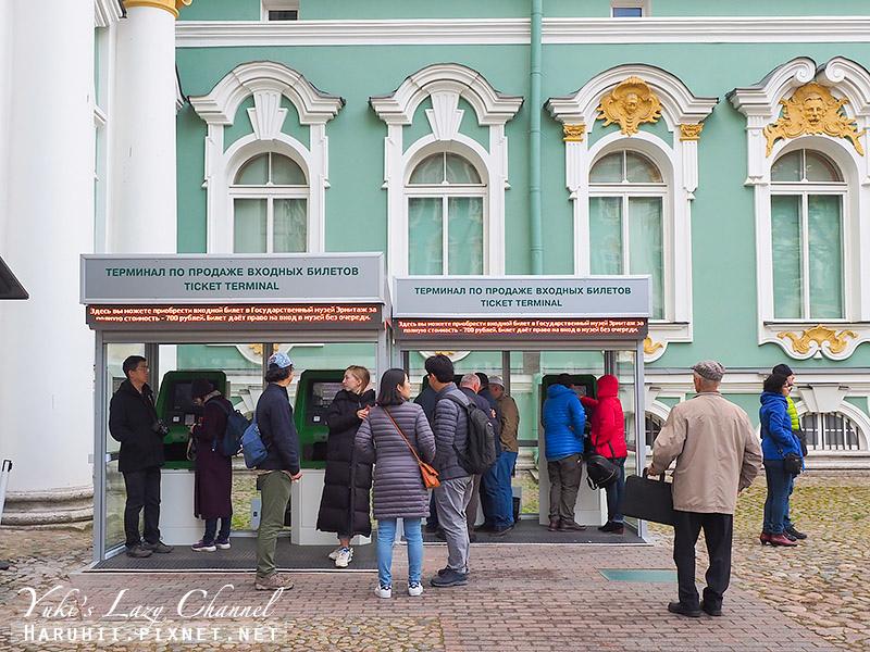 聖彼得堡冬宮Winter Palace 埃爾米塔日博物館6.jpg