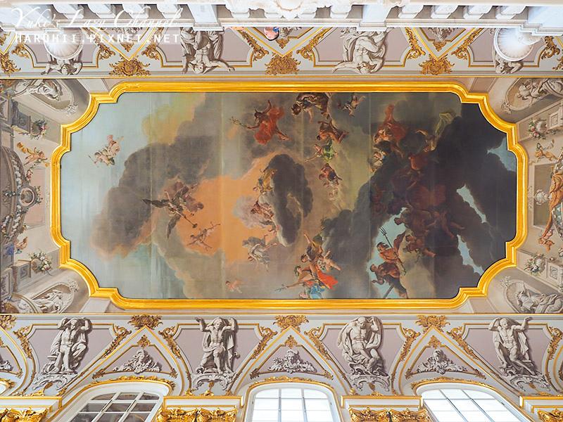 聖彼得堡冬宮Winter Palace 埃爾米塔日博物館12.jpg