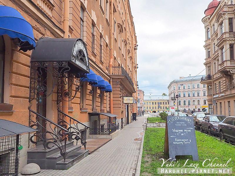 聖彼得堡美食Severyanin Северянин5.jpg