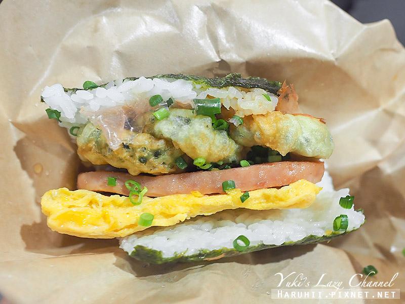 豬肉蛋飯糰ポークたまごおにぎり14.jpg