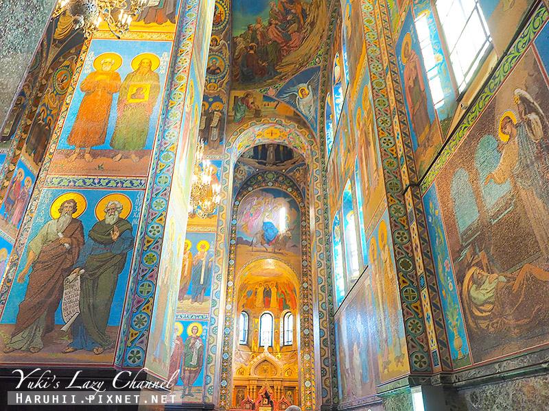 聖彼得堡喋血大教堂(滴血救世主教堂)12.jpg