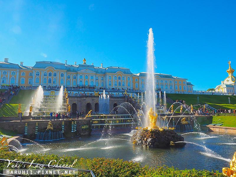 聖彼得堡夏宮 彼得霍夫宮.jpg
