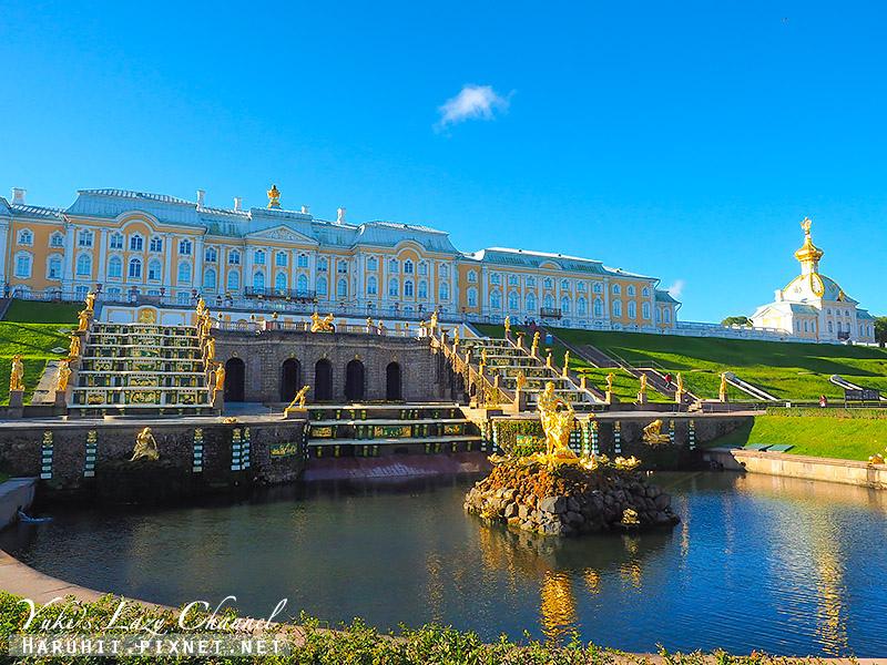 聖彼得堡夏宮 彼得霍夫宮3.jpg