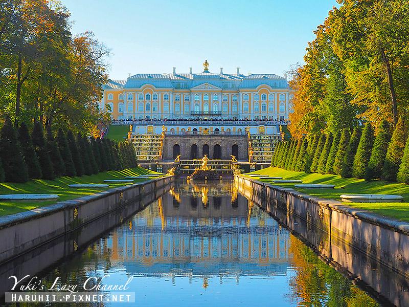 聖彼得堡夏宮 彼得霍夫宮2.jpg