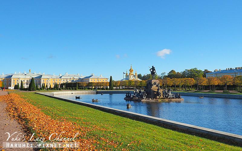 聖彼得堡夏宮 彼得霍夫宮6.jpg