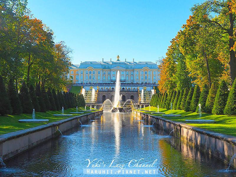 聖彼得堡夏宮 彼得霍夫宮15.jpg