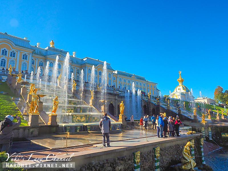 聖彼得堡夏宮 彼得霍夫宮23.jpg