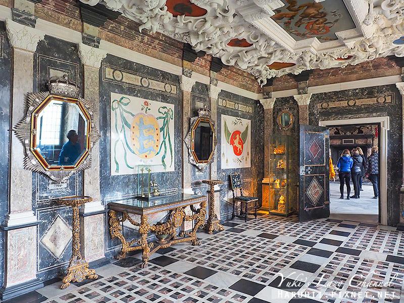 羅森堡城堡Rosenborg13.jpg