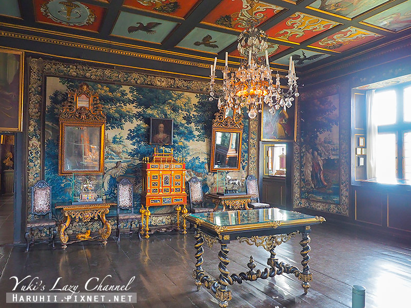 羅森堡城堡Rosenborg22.jpg