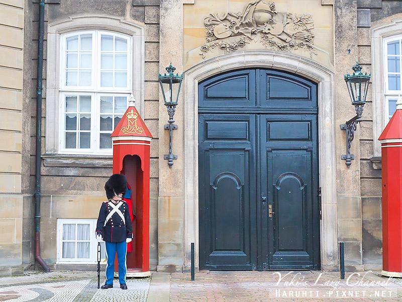 阿馬林堡宮 Amalienborg5.jpg