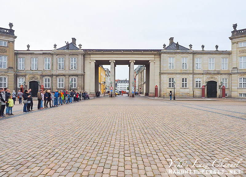 阿馬林堡宮 Amalienborg6.jpg