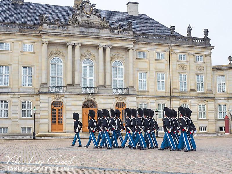 阿馬林堡宮 Amalienborg7.jpg