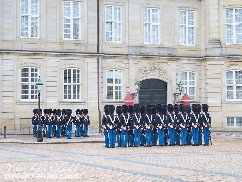 阿馬林堡宮 Amalienborg8.jpg