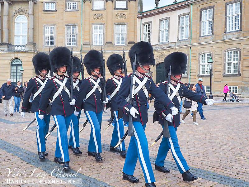 阿馬林堡宮 Amalienborg9.jpg