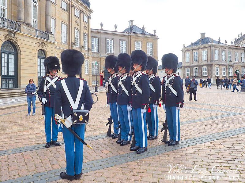 阿馬林堡宮 Amalienborg11.jpg