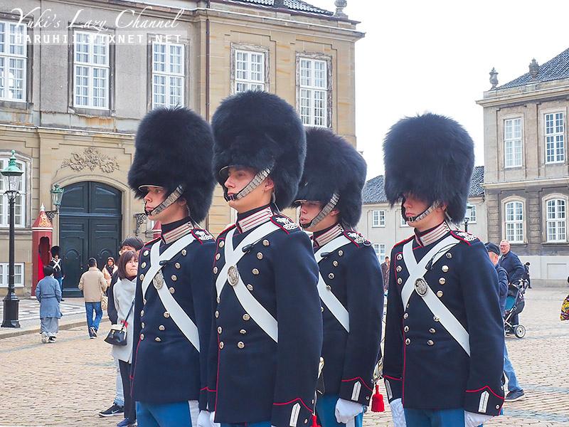 阿馬林堡宮 Amalienborg12.jpg