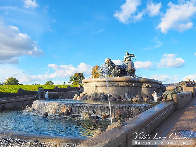 吉菲昂噴泉 Gefionspringvandet1.jpg