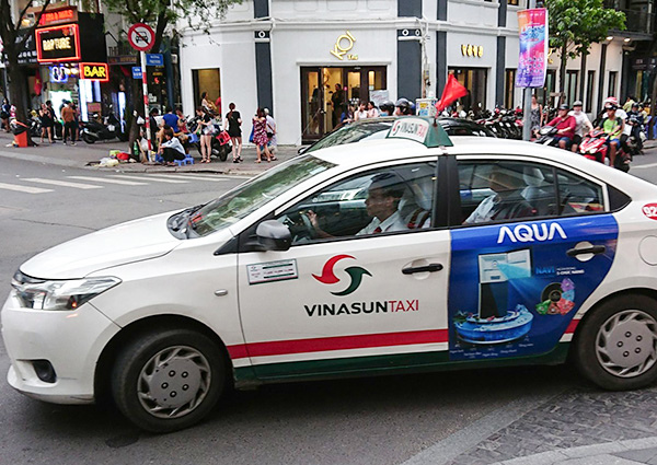 越南計程車
