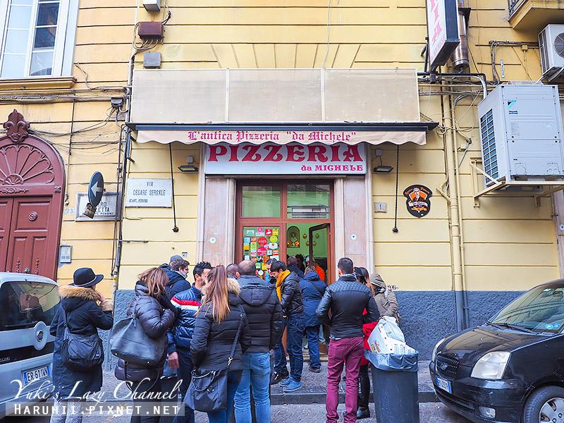 拿坡里美食 那不勒斯 L'Antica Pizzeria Da Michele3.jpg