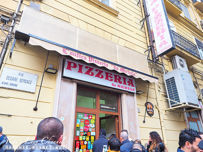 拿坡里美食 那不勒斯 L'Antica Pizzeria Da Michele4.jpg