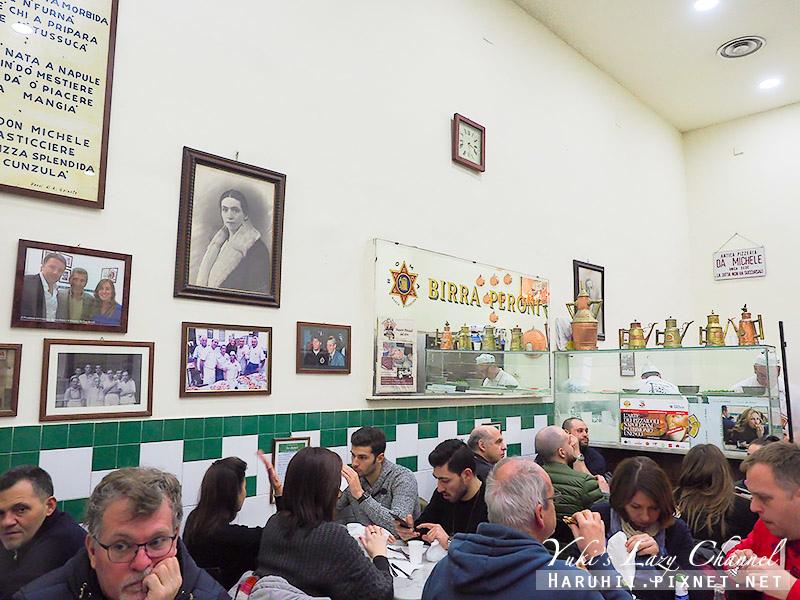 拿坡里美食 那不勒斯 L'Antica Pizzeria Da Michele5.jpg