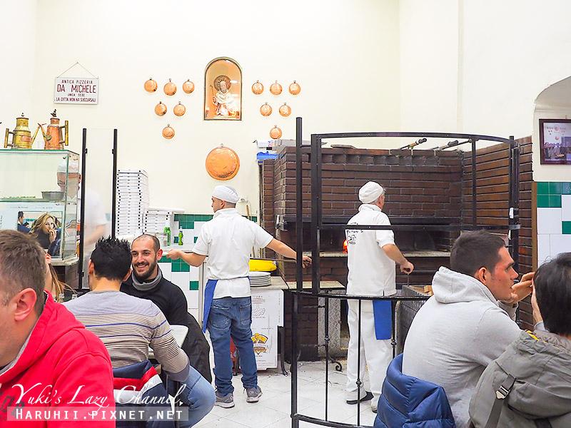 拿坡里美食 那不勒斯 L'Antica Pizzeria Da Michele12.jpg