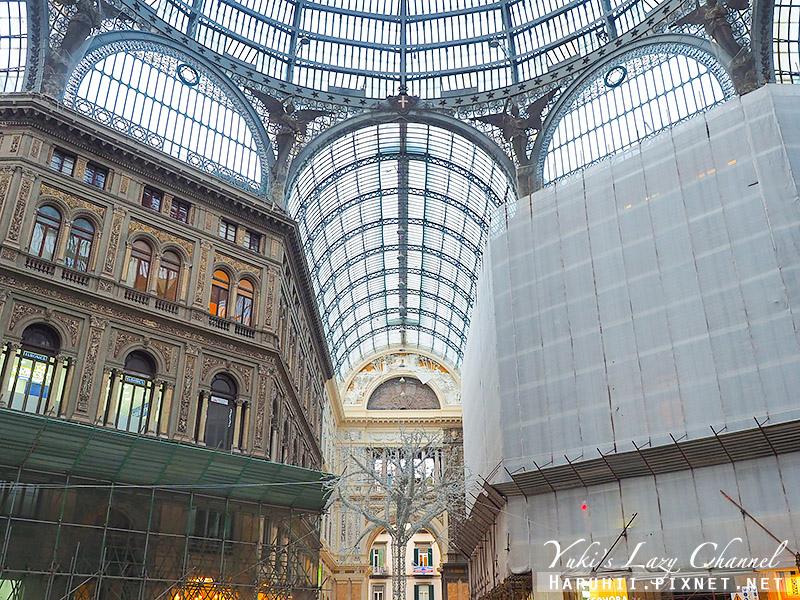翁貝托一世長廊 Galleria Umberto I2.jpg