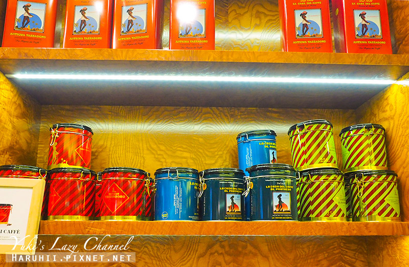 金杯咖啡 La Casa Del Caffè Tazza D'oro9.jpg