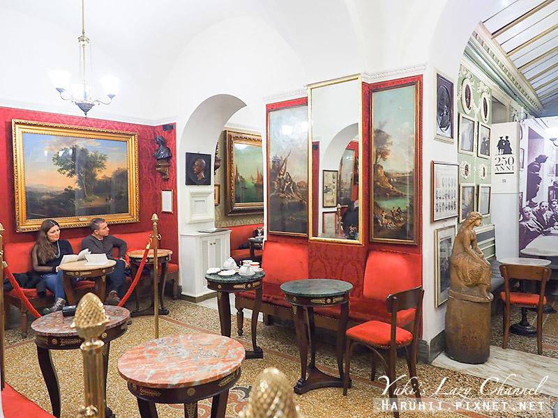 古希臘咖啡Antico Caffè Greco4.jpg