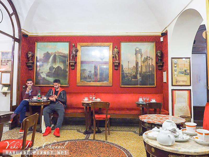古希臘咖啡Antico Caffè Greco2.jpg