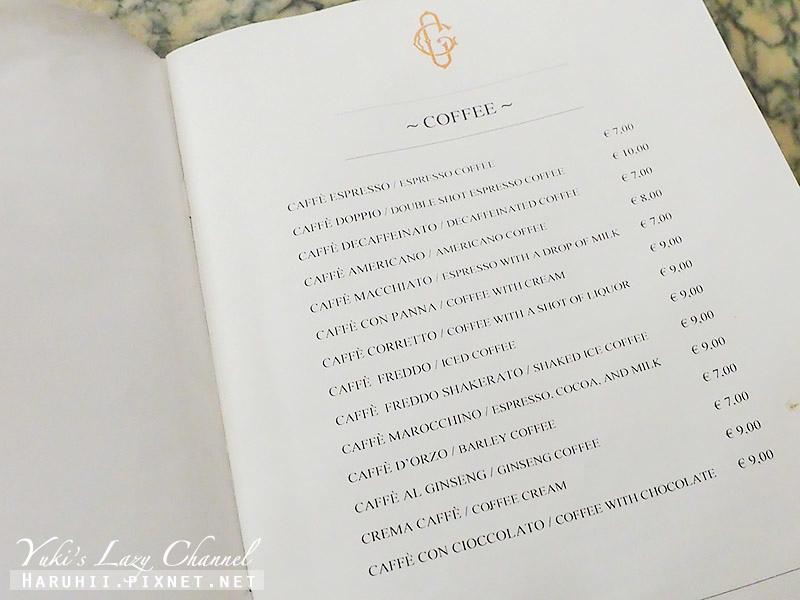古希臘咖啡Antico Caffè Greco7.jpg