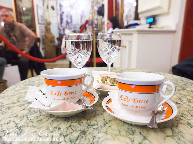 古希臘咖啡Antico Caffè Greco9.jpg